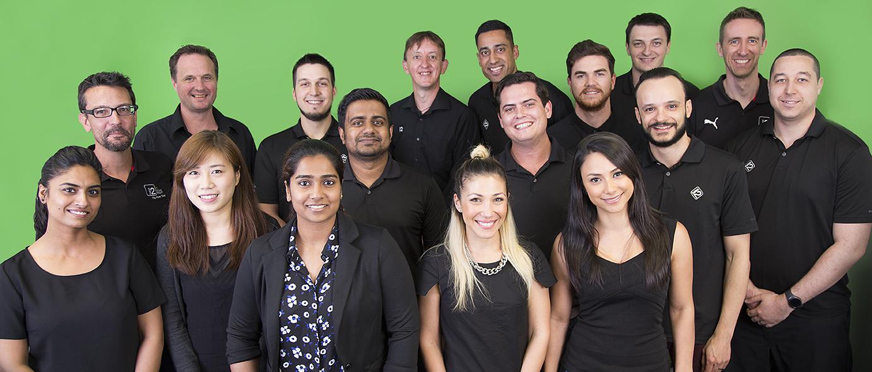 Base 2 Team Photo